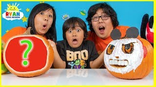 Halloween Pumpkin Decoration Challenge!!!
