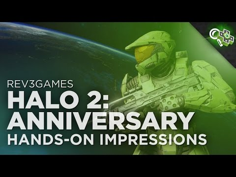 HALO 2 ANNIVERSARY Gameplay Hands-On! Impressions from The Master Chief Collection