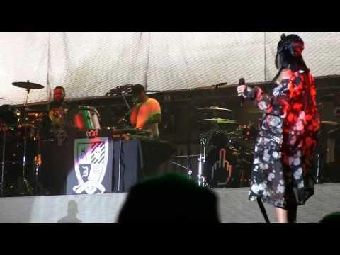 Eminem & Rihanna @ Lollapalooza 2014-