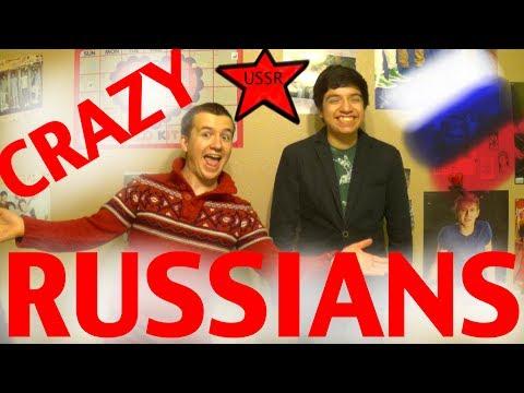 CRAZY RUSSIANS / СУМАСШЕДШИЕ РУССКИЕ