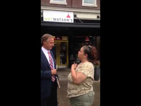 Bill Haslam: How are you helping me by selling my job?
