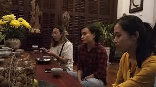 NHÀ LÀ NƠI ĐỂ VỀ - Thảo Linh hát mộc cực hay tại Tri Ngộ Quán