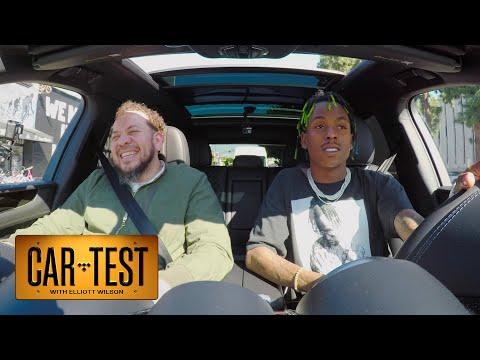 Car Test: Rich the Kid