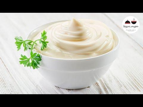 ДОМАШНИЙ МАЙОНЕЗ – 3 лучших рецепта на любой вкус!
