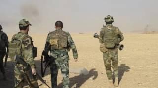 Peshmerga Battles ISIS