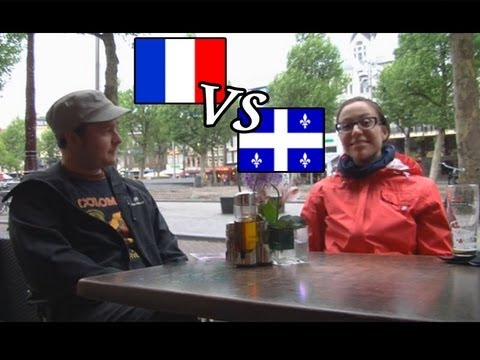 Differences between French in Quebec and France: accent, attitude & curse words
