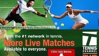 TENNIS MATCH | Wickmayer Y. (Bel)  Schoofs B. (Ned) LIVE STREAMING