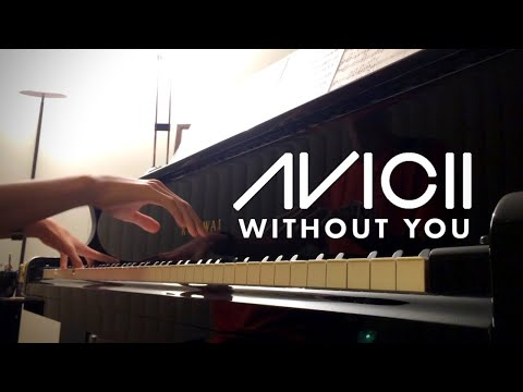 Avicii: Without You | Piano Cover by Jin Kay Teo