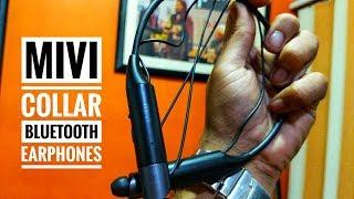 Mivi Collar wireless earphone long term review.