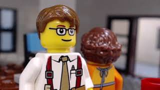 Lego The Office - A Full Desadulation