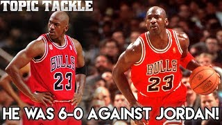 The One Player that Michael Jordan COULDN