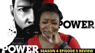 Power Season 6 Episode 5 Review NO ONE IS SAFE RIP