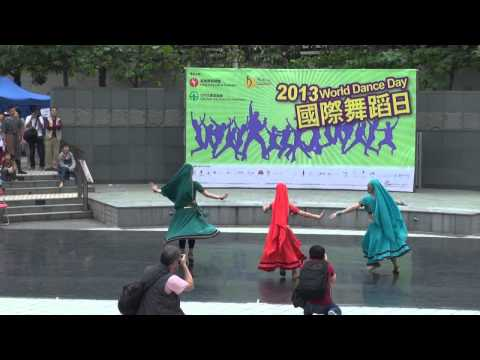 World Dance Day 2013 Indian Semi Classical Dance Performance Choreographed By Master Krish video