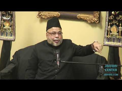 9th Muharram 2019/1441 Maulana Sadiq Hasan Majlis