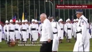 Talamua - Samoa Independence 2016 Part 1