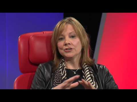 GM CEO Mary Barra Full Session (2015 Code Conference, Day 2)
