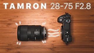 Tamron 28-75 Sony Review // Is it a good lens for Sony APS-C?