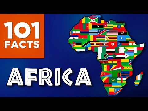 Download Lagu  101 Facts About Africa Mp3 Free