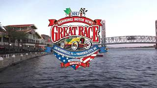 2017 Great Race Highlights