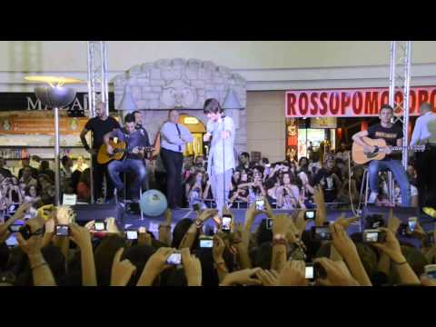 Alessandro Casillo – Centro Commerciale Collestrada