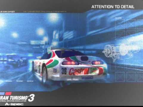 Snoop Dogg - Gran Turismo 3 A-Spec (Playstation 2)