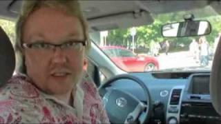 Тест-драйв: Toyota prius ll [СиДр] ч.2
