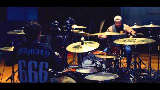 The Amity Affliction - Don't Lean On Me x Find My Light - Drum Cover
