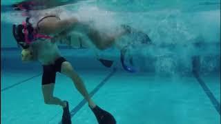 Inside Melbourne Underwater Rugby Training