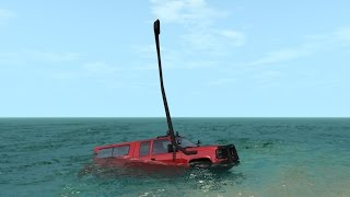 BeamNG.drive - Submarine D-series