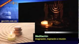 Meditacion de imaginacion inspiracion e intuicion
