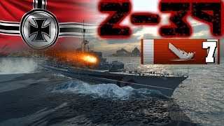 Z-39 - Karl will be pleased...World of Warships