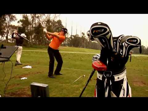 TaylorMade R9 SuperTri and Burner SuperFast Drivers Debut at Farmers Insurance Open Video