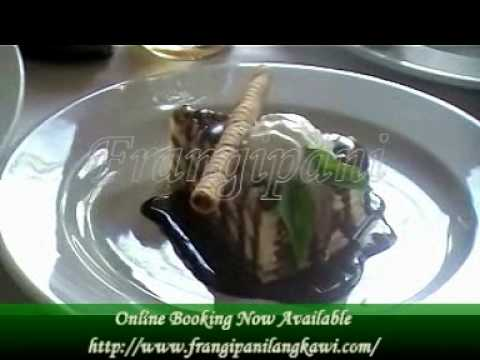 Frangipani Langkawi Resort & Spa Delicacies-Hotel Food