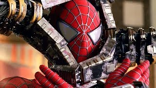 Spider-Man vs Doctor Octopus - Bank Fight Scene - Spider-Man 2 (2004) Movie Clip HD
