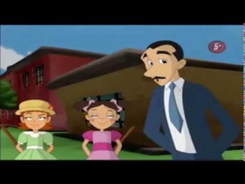 El Chavo Animado - 2 Mosqueteras y El Chavo (1-3).  (Jorge)