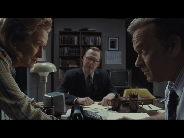 The Post - Official Trailer