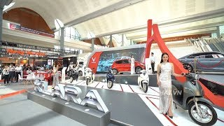 Vinfast, Mitsubishi, Harley Davidson, Triumph... tụ họp tại Auto Expo 2019 |XEHAY.VN|