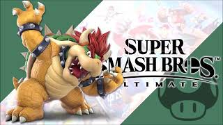 King Bowser - Super Mario Bros 3 - Super Smash Bros Ultimate OST
