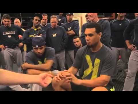 MLB Magic with Carlos Gomez and The Milwaukee Brewers