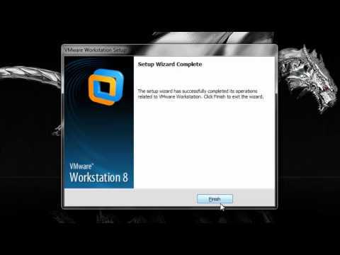 VMware Workstation 8.0.3 Serial Key✔