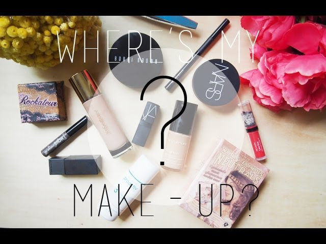 IF ALL MY MAKEUP DISSAPEARED TAG!
