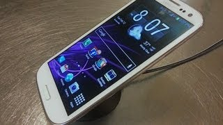 Samsung Galaxy S III Wireless Charging Mod