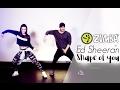ZUMBA Shape of you - Ed Sheeran  Zumba® Fitness Choreo