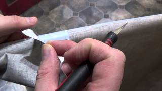 Fitting a Roller Blind - Dunelm Mills Version - How to