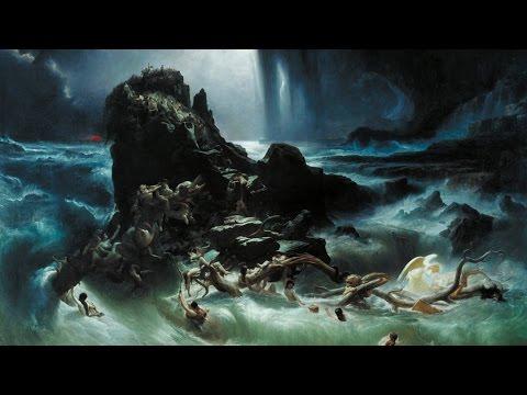 Гибель Европы. Шрамы Фарерского астероида