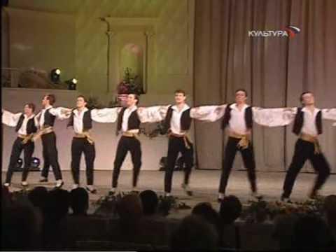 "Сюита из греческих танцев ""Сиртаки-Sirtaki"" 1-я ч."