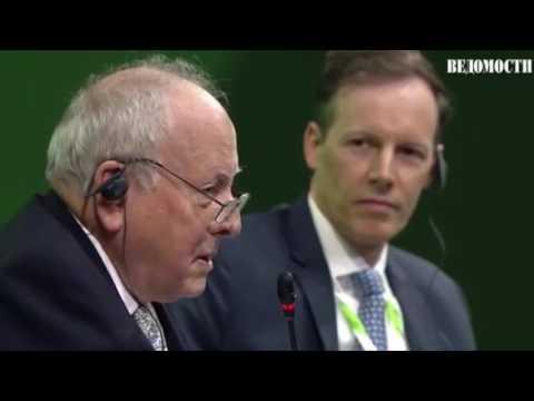 Экономический форум 2016.  Ответ Грефу от британских учёных и от В.А.  Ефимова