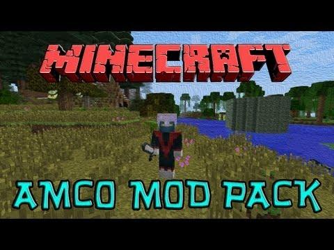 Minecraft AMCO:Arrrg's MineCraft Overhaul