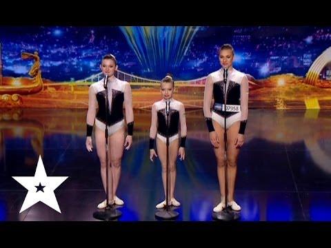 """Невероятная акробатика от """"Stars above the river"""" - Україна має талант-6 - Кастинг во Львове"""