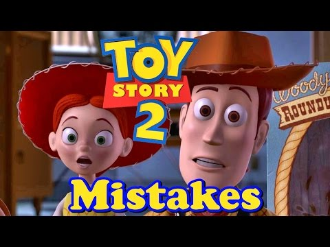 TOY STORY 2 Movie Mistakes and Fails You Didn't Notice These Facts